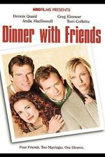 Dinner With Friends (DVD, 2002) NEW SEALED