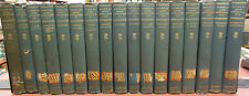 Works of John Burroughs 17 Vol. Set 1901 Rare Antique Books! $