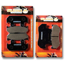 Honda FR+R Brake Pads GL 1500 Goldwing (1988-2000) A Aspencade I Interstate SE L