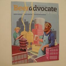 BeerAdvocate May 2015 Issue #100,Oregon Breweries,Sausage,Nashville,Boston,Monks