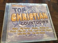Top Christian Count Down music CD