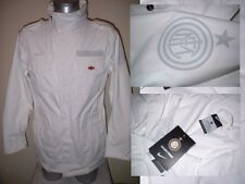 Inter Milan New Hooded Jacket Coat Nike Jacket Adult Small Football Soccer Shirt