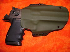 HOLSTER OD GREEN DESERT EAGLE 357 44 MAG 50 AE MAGNUM REASEARCH