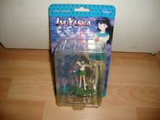 KAGOME INUYASHA MINI ACTION FIGURINE ABOUT 9 - 10 CM. BY TOYNAMI NEW IN CARD