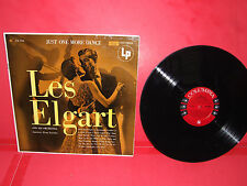 """Les Elgart and his Orchestra - Just One More Dance - """"1C/1E"""" - LP"""
