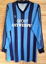 ADIDAS VINTAGE RETRO TRIKOT WEST GERMANY MAILLOT MAGLIA FOOTBALL SHIRT JERSEY M