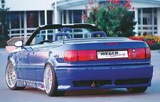 Rieger Rear apron For  Audi 80 89 B3 Coupe/ Cabriolet also B4 Coupe