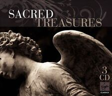 Sacred Treasures, New Music