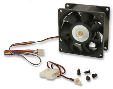 Evercool EC8038HH12BP 80mm x 38mm Hi-Speed Dual Ball Bearing PWM 4 Pin Fan