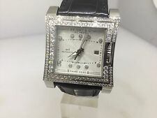 BEDAT & CO. NO. 1 STAINLESS STEEL DIAMOND WATCH 114.050.109 NEW! $19,400 RETAIL!