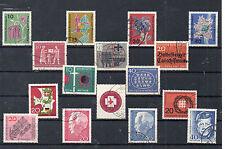 Alemania federal Series del año 1963-64 (CP-972)