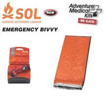 Emergency Bivvy Blanket Sleeping Bag Survival Outdoor Mens Womens 3.5oz Backpack