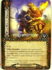 Lord of the Rings LCG  - 1x Wild Men of Dunland  #049 - The Voice of Isengard