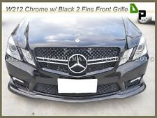 E63AMG Look Front Grille For Mercedes-BENZ W212 E-Class Sedan/Wagon 2010-2013