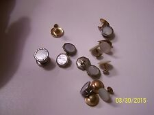 Vintage Shirt Studs Late 1800's Early 1900's