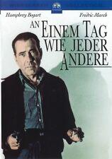 DVD AN EINEM TAG WIE JEDER ANDERE # Humphrey Bogart, Fredric March ++NEU