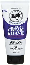 3 X Carson Magic Regular Razorless Hair Removing Cream Shave