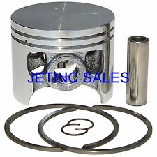 PISTON & RING KIT W/ GASKETS FITS STIHL 044 MS440 50mm  12mm wrist pin