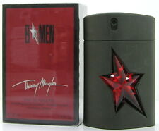 Thierry MUGLER B Men 50 ml EDT Spray Rubber Flask Neu OVP