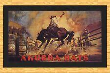 AKUBRA HATS BAR RUNNER MAT