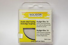 Soligor Skylight Filter 1A 55 mm Neuware  Sky Filter 55mm