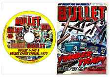 Bullet 1-147 + 1 Special - action adventure British Comics  issues on DVD