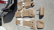 BMW E34 M5 540i 535i 525i M5 SPORT SEAT KIT GERMAN VINYL UPHOLSTERY KITS NEW M5