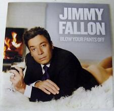 JIMMY FALLON BLOW YOUR PANTS OFF PROMO COPY JUSTIN TIMBERLAKE  MUSIC CD