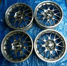 "Genuine BBS RS GT 18"" 5x114.3 jdm silvia skyline supra drift rx7 m3 split rims"