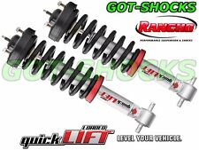 """RANCHO RS999945/RS999946 FRONT QUICKLIFT LOADED 2"""" LEVELING STRUT KIT 2015 F150"""