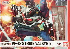 Tamashii HI-METAL R Macross VF-1S Super Strike Valkyrie SDF-1 Rick Hunter 超時空要塞