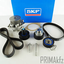 ORIGINALE SKF CINGHIA SET POMPA ACQUA SKODA FABIA VW CADDY GOLF POLO 1.4 16v