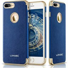 SHOCKPROOF RUBBER LUXURY HYBRID BUMPER BLING Case Cover For Apple iPhone 7 PLUS
