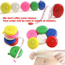 1Pc Body Measuring Ruler Sewing Cloth Tailor Tape Measure Soft Flat 60