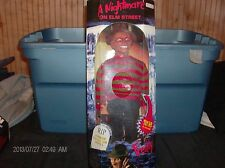 Freddy Krueger/ nightmare on elm street 18 inch Spencer gifts figure