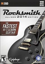 Rocksmith 2014 Edition Real Tone NO CABLE (Windows/Mac, 2013)