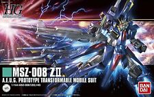 Gundam 1/144 HGUC Z II Zeta Gundam Model Kit Bandai IN STOCK USA SELLER