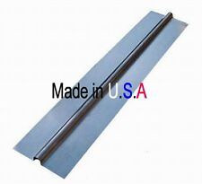 "500 - 4' Aluminum Radiant Heat Transfer Plates for 1/2"" Pex / Made in the USA"
