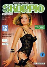 [AR] SKORPIO  ANNO XVI N° 20 -  Ed. EURA _ OTTIMO EDICOLA_