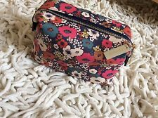 MONSOON ACCESSORIZE 70S FLORAL WASHBAG NEW! Last One