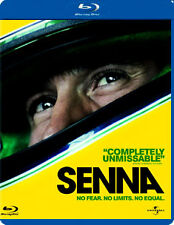 SENNA - BLU-RAY - REGION B UK
