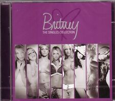 CD+DVD (NEU!) BRITNEY SPEARS Singles Collection (Best of +16 Videos Toxic mkmbh