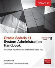 Oracle Solaris 11.2 System Administration Handbook Oracle Press
