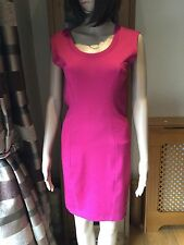 STUNNING PINK FRENCH CONNECTION DRESS SIZE UK 10 NWOT
