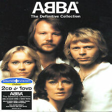 [DVD+2CD's] Abba - Definitive Collection, The [Deluxe Sound+Vision]