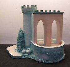 Disney Goebel Olszewski Miniature 1990  Cinderella's Dream Castle EXCELLENT