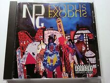 Exodus by New Power Generation CD [PA] NPG Records, features Prince rare oop htf