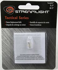 NIB! Streamlight Replacement Xenon Bulb Scorpion TL-2 PolyTac Flashlight #85914