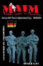 MAIM 1:35 German ISAF Patrol in Afghanistan (3 Figures) 35001*