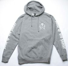 Rook In The Belly of The Beast Hoody (M) Grey